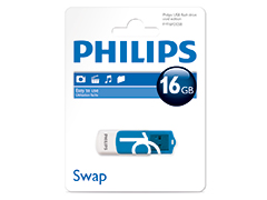 Philips Vivid 16GB USB2.0 pen drive