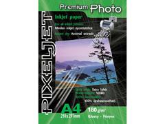Pixeljet Premium A4/20 180 g fényes inkjet fotópapír