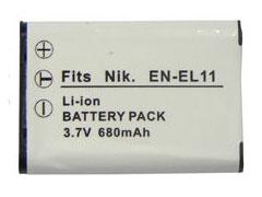 RealPower EN-EL11/DLi78 akkumulátor