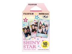 Fuji Instax Mini Shiny Star fotópapír