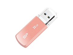 Silicon Power Helios 202 USB 3.2 32GB rose gold pen drive