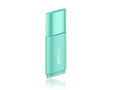 Silicon Power Ultima U06 8GB Aqua Blue pen drive