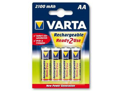 Varta Ready to use ceruza 4 2100 mAh akkumulátor