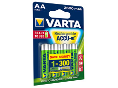 Varta Ready to use ceruza 4 2600 mAh akkumulátor