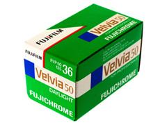 Fuji Velvia 50 135/36 fotófilm