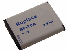WPOWER BP-70A akkumulátor