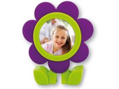 ZEP H00944 6*6 lila virág képkeret