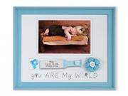 KPH 1238 Special Baby kék 10*15 képkeret