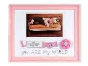 KPH 1239 Special Baby pink 10*15 képkeret