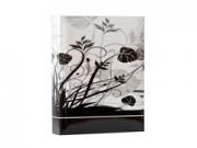 Fotoplus 40539 Black&White Flowers 200/10*15 fotóalbum
