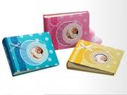 KPH 5144 Baby's Moon Walk 15*20 60 oldalas fotóalbum