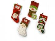 ZEP 5Y2-6 fényképes karácsonyi zokni