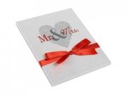 Goldbuch 681030 Mr&Mrs 10/13*18 fotóalbum