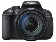 Canon EOS 700D + EF-S 18-135 f/3.5-5.6 IS STM  tükörreflexes digitális fényképezõgép