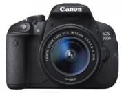 Canon EOS 700D + EF-S 18-55 f/3.5-5.6 IS STM  tükörreflexes digitális fényképezõgép
