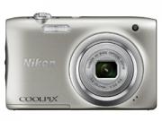 Nikon Coolpix A100 ezüst digitális fényképezõgép