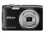 Nikon Coolpix A100 fekete digitális fényképezõgép