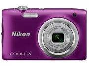 Nikon Coolpix A100 lila digitális fényképezõgép