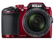 Nikon Coolpix B500 vörös digitális fényképezõgép