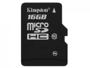 Kingston Micro SDHC Class10 16GB memóriakártya