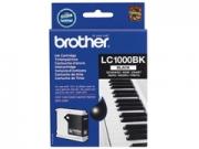 Brother LC1000BK fekete inkjet festékpatron