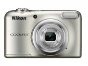 Nikon Coolpix A10 ezüst digitális fényképezõgép