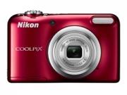 Nikon Coolpix A10 vörös digitális fényképezõgép