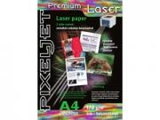 Pixeljet  Premium Laser kétoldalas A4/20 170 g fényes lézer fotópapír