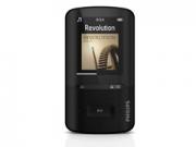 Philips GoGear ViBE 8GB fekete MP4 lejátszó