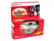 AgfaPhoto LeBox Flash egyszer használatos fényképezõgép