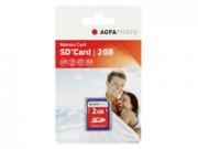 AgfaPhoto SD 2GB memóriakártya