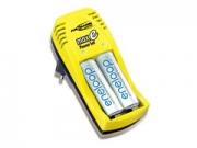Ansmann Power Charger + 2db Eneloop 2000mAh akkumulátor töltõ