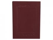 Crea Case 3 lemezes borostyán-vörös DVD tok