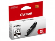 Canon CLI-551BK XL / fekete inkjet festékpatron
