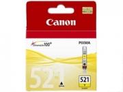Canon CLI 521 sárga  inkjet festékpatron