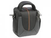 Dörr Yuma S fekete/narancs fényképezõgép táska