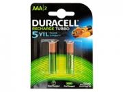 Duracell 2db 850mAh micro akkumulátor