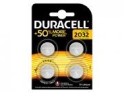 Duracell DL 2032*4 3V fotóelem