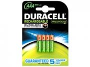 Duracell 4db 800 mAh micro akkumulátor