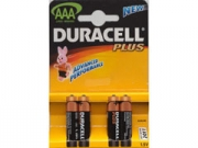 Duracell Plus Power micro elem
