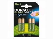 Duracell 4db 900 mAh micro akkumulátor