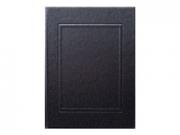 Crea Case 2 lemezes bakelit-fekete DVD tok