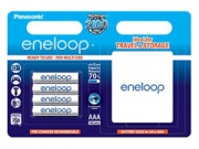 Eneloop 4db 750 mAh micro akkumulátor