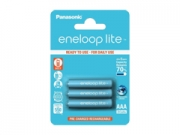 Eneloop 3db 550 mAh micro akkumulátor
