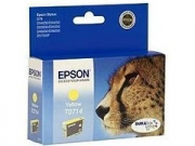 Epson T0714 sárga inkjet festékpatron