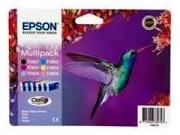 Epson T0807 Multi Pack inkjet festékpatron