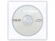 Esperanza CD-R80 papírtokos írható CD