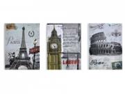 Fotoplus 40162 London Paris Rome 36/10*15 fotóalbum