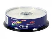 Fuji CD-R80 Slim * 10 írható CD