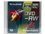 Fuji DVD-RW újraírható DVD